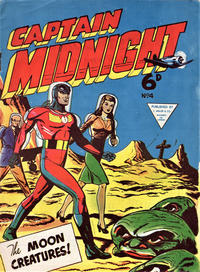 Cover Thumbnail for Captain Midnight (L. Miller & Son, 1962 series) #4