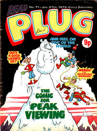 Cover Thumbnail for Plug (D.C. Thomson, 1977 series) #71