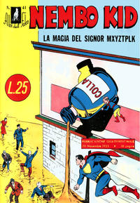 Cover Thumbnail for Albi del Falco (Arnoldo Mondadori Editore, 1954 series) #41