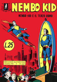 Cover Thumbnail for Albi del Falco (Arnoldo Mondadori Editore, 1954 series) #42