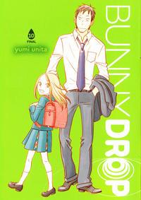 Cover Thumbnail for Bunny Drop (Yen Press, 2010 series) #10