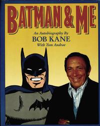 Cover Thumbnail for Batman & Me (Eclipse, 1989 series) #[nn]