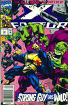 Cover Thumbnail for X-Factor (1986 series) #74 [Australian Newsstand Edition]
