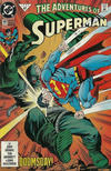 Cover for Adventures of Superman (DC, 1987 series) #497 [3rd Printing]