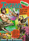 Cover for Tarzan Monthly (Byblos Productions, 1981 series) #11