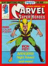 Cover for Marvel Superheroes [Marvel Super-Heroes] (Marvel UK, 1979 series) #392
