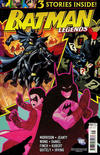 Cover for Batman Legends (Titan, 2007 series) #49