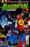 Cover for Batman Legends (Titan, 2007 series) #51