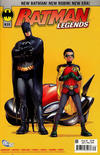 Cover for Batman Legends (Titan, 2007 series) #35