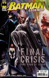 Cover for Batman Legends (Titan, 2007 series) #31