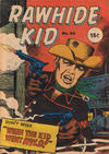 Cover for Rawhide Kid (Yaffa / Page, 1970 series) #42