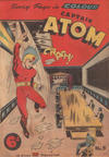 Cover for Captain Atom (Atlas, 1948 series) #5