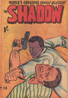 Cover for The Shadow (Frew Publications, 1952 series) #78