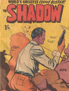 Cover for The Shadow (Frew Publications, 1952 series) #79