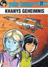 Cover for Yoko Tsuno (Carlsen Comics [DE], 1982 series) #27 - Khanys Geheimnis