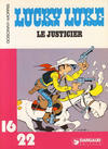 Cover for Collection 16/22 (Dargaud éditions, 1977 series) #72 - Lucky Luke
