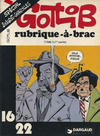 Cover for Collection 16/22 (Dargaud éditions, 1977 series) #59