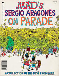 Cover Thumbnail for Mad's Sergio Aragonés on Parade (Warner Books, 1982 series) #14