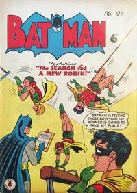 Cover Thumbnail for Batman (K. G. Murray, 1950 series) #97