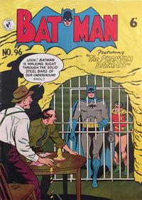 Cover Thumbnail for Batman (K. G. Murray, 1950 series) #96