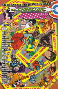 Cover Thumbnail for The Charlton Arrow (Comicfix, 2014 series) #4