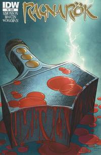 Cover Thumbnail for Ragnarök (IDW, 2014 series) #2 [Standard Cover]