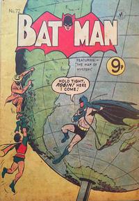 Cover Thumbnail for Batman (K. G. Murray, 1950 series) #72