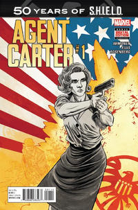 Cover Thumbnail for Agent Carter: S.H.I.E.L.D. 50th Anniversary (Marvel, 2015 series)