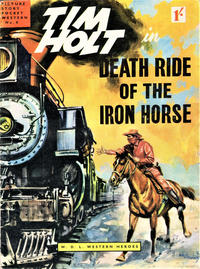 Cover Thumbnail for Picture Story Pocket Western (World Distributors, 1958 series) #8