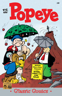 Cover Thumbnail for Classic Popeye (IDW, 2012 series) #39