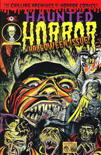 Cover Thumbnail for Haunted Horror (IDW, 2012 series) #19