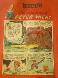 Cover Thumbnail for The Adventures of Peter Wheat (Peter Wheat Bread and Bakers Associates, 1948 series) #48 [Rice's]