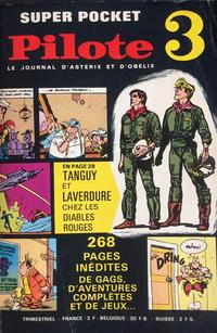 Cover Thumbnail for Super Pocket Pilote (Dargaud, 1968 series) #3