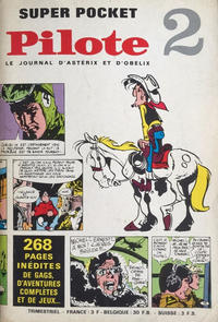 Cover Thumbnail for Super Pocket Pilote (Dargaud, 1968 series) #2