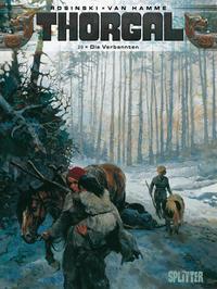 Cover Thumbnail for Thorgal (Splitter Verlag, 2011 series) #20 - Die Verbannten
