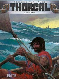 Cover Thumbnail for Thorgal (Splitter Verlag, 2011 series) #23 - Der Käfig