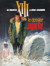 Cover Thumbnail for XIII (Dargaud, 1984 series) #6 - Le dossier Jason Fly