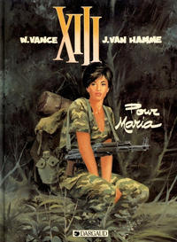 Cover Thumbnail for XIII (Dargaud, 1984 series) #9 - Pour Maria