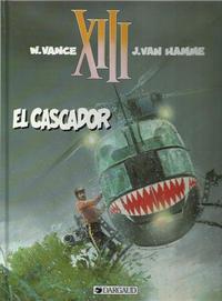 Cover Thumbnail for XIII (Dargaud, 1984 series) #10 - El cascador