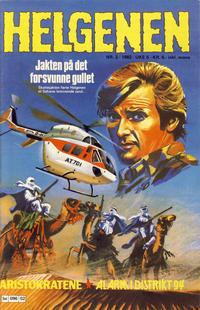 Cover Thumbnail for Helgenen (Semic, 1977 series) #2/1982