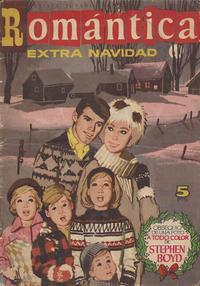 Cover Thumbnail for Romantica (Ibero Mundial de ediciones, 1961 series) #[Navidad 1963]
