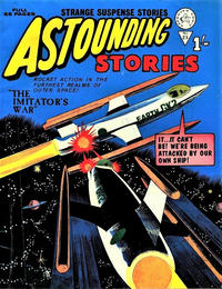 Cover Thumbnail for Astounding Stories (Alan Class, 1966 series) #23