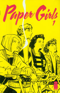 Cover Thumbnail for Paper Girls (Image, 2015 series) #1