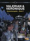 Cover for Valerian & Veronique Gesamtausgabe (Carlsen Comics [DE], 2010 series) #7
