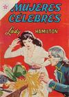 Cover for Mujeres Célebres (Editorial Novaro, 1961 series) #30