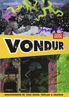 Cover for 1000 ögon (Jonas Bok & Bild, 2010 series) #3 - Vondur