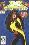 Cover for X-Factor (Marvel, 1986 series) #48 [Direct]