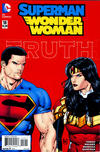 Cover for Superman / Wonder Woman (DC, 2013 series) #18