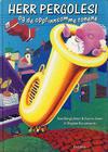Cover for Herr Pergolesi og de oppfinnsomme tonene (Ex Libris Forlag, 1988 series)