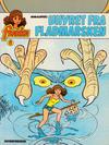 Cover for Franka (Interpresse, 1979 series) #6 - Uhyret fra fladmarsken